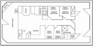 yes with house boat plans you can build your own houseboat