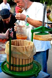 Apple Pressing For Somerset Day