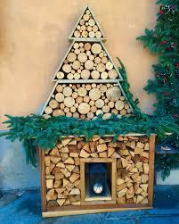 Elegant Holiday Decorating Ideas Home With Red Silver Christmas Tree Fresh Martha Stewart