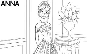 Free Printable Disney Frozen Christmas Coloring Pages Olaf Sheet Valentine Full Size