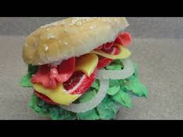 Food That Fools The Sandwich