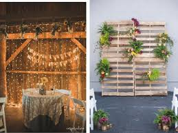 Wooden Pallet Gives A Great Look To Rustic Wedding Theme These Frames Can Be Decorated With Different Colorful Accents
