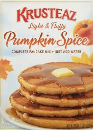 Bisquick Pumpkin Pecan Waffles by Amazon Com Krusteaz Pumpkin Spice Pancake Mix 16 Oz 3 Pack