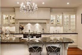 Modern French Country Kitchen Decor Photo