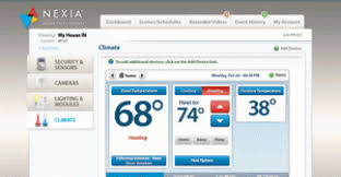 Trane and Schlage Launch Nexia Home Intelligence System
