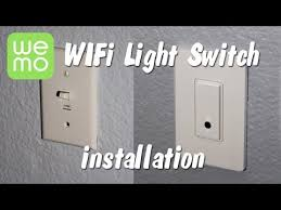 How To Install And Setup WeMo WiFi Light Switch