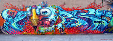 Awesome Creative Graffiti Styles Wall Art Covers For Facebook Tumblr