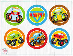 Monster Truck Cupcake Toppers Monstertruck Birthday Tag | Etsy Monster Truck Cupcake Toppers Wrappers Etsy Blaze And The Machines Edible Image Cake Topper Amazoncom Monster Toppers Party Krown 24 Jam Rings Cupcake Toppers Cake Birthday Party Favors Truck Mudslinger Boys Birthday Party Cupcake Wrappers And Easy Cakes Ideas Classic Style Decoration Little Birthday Personalised Icing Gravedigger Byrdie Girl Custom