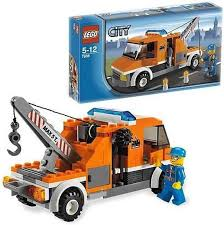 100 Lego City Tow Truck 7638 7638 Buy Toys
