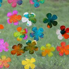 Beautiful Coffee Filter Art Flowers