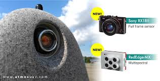 100 Atmos 35 UAV Expands Its Camera Options And Launches New Software