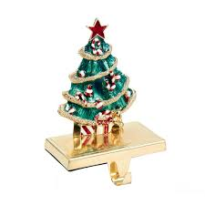 Frontgate Christmas Tree Lights Problems by 26 Best Christmas Stocking Holders Stylish Christmas Decorations
