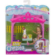 Barbie FRB14 Dreamtopia Chelsea And Otto Playset Multicolour EBay