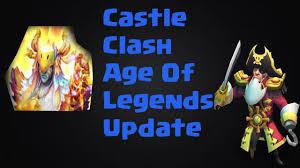 Pumpkin Duke Castle Clash Hack by Castle Clash Age Of Legends Update Review Youtube