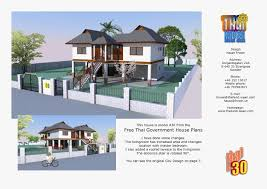 100 Home Design In Thailand Thai Style House Floor Plans Unique Floor Plan For A House