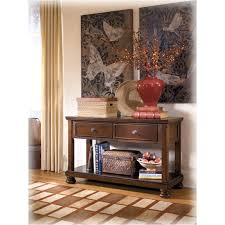 Norcastle Sofa Table Ashley Furniture by Ashley Sofa Table Signature Design By Sofa Console Table Tall