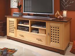 free woodworking plans for tv stand