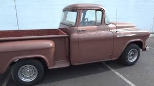 100 Stepside Trucks RARE 1957 Chevrolet Apache Shortbed Original V8 Cab Big