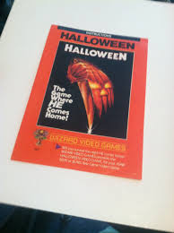 Halloween Atari 2600 Theme by Halloween Store Langhorne Pa