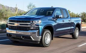 100 Mpg For Trucks GM Says Ignore The Mpg Label On 4cylinder Silverado Pickup