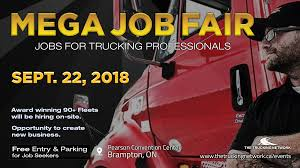 Trucking Industry Mega Job Fair Event On September 22, 2018 At ... The Job Gym On Twitter Unemployed In 2017 Become Employed 2018 Free Hgv Traing Course Launched For Shropshire Job Seekers Truck Driver Traing Kishwaukee College Day Ross Group Now Hiring Flatbed Owner Operators To Bulk Liquid Tanker Mechanic Jobs Trucks From Chevy Ford And Ram Headline New 2019 Cars Fox Business Post Trucking 10 Sites Find Drivers Fast Intermodal Staffing Truck Driver Incab Aessments Xtreme Best Image Kusaboshicom Seekers Contracted Services Williston Thking About Plan B North Dakota News Keep Truckin Guardian