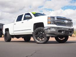 100 Best Shocks For Lifted Trucks Used 2014 Chevrolet Silverado 1500 Sale At