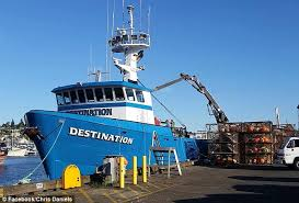 Boat Captains Chair Uk by Coast Guard Calls Off Search For 6 Fishermen Off Alaska Daily