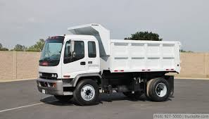 2001 GMC T8500 12.5 Yard Dump Truck For Sale - YouTube