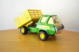 100 Yellow Dump Truck Tonka Green And Etsy