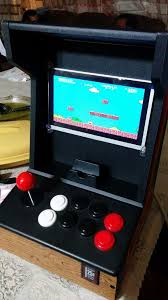 icade siege social bartop mini retro arcade raspberry pi and customised icade