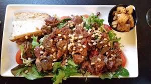 sud ouest cuisine salade du sud ouest photo de maison darnauzan bordeaux