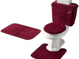 Royal Blue Bath Rug Sets by Marvellous 5 Piece Bathroom Rug Set Excellent Ideas Maroon