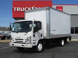 100 26 Ft Truck 2019 ISUZU FTR FT BOX VAN TRUCK FOR SALE 6154