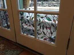 Artscape Decorative Window Film by Artscape 12 In X 83 In Cascade Sidelight Decorative Window Film