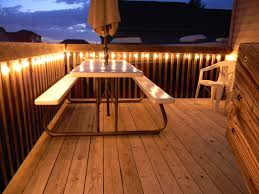 Solar Lights For Deck Stairs by Solar Deck Lighting Thediapercake Home Trend