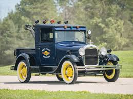 100 1928 Ford Truck RM Sothebys Model A Tow Hershey 2016