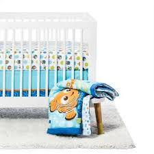 Finding Nemo Crib Bedding by Finding Nemo Bedding Set Target
