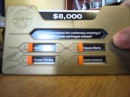 Who Wants To Be A Millionaire Board Game Showdown Part 1