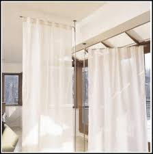diy swing arm curtain rod eyelet curtain curtain ideas
