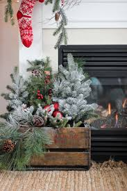 Stein Mart Christmas Trees by Best 25 Christmas Greenery Ideas On Pinterest Farmhouse Holiday