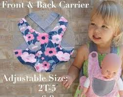 Baby Doll Carrier Pattern Google Search Baby Bekah Patterns