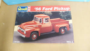 Revell 1956 Ford Pickup Truck Model Car Mountain Kit 1/25 7602 FS | EBay Revell Peterbilt 359 Cventional Tractor Semi Truck Plastic Model Free 2017 Ford F150 Raptor Models In Detroit Photo Image Gallery Revell 124 07452 Manschlingmann Hlf 20 Varus 4x4 Kit 125 07402 Kenworth W900 Wrecker Garbage Junior Hobbycraft 1977 Gmc Kit857220 Iveco Stralis Amazoncouk Toys Games Trailer Acdc Limited Edition Gift Set Truck Trailer Amazoncom 41 Chevy Pickup Scale 1980 Jeep Honcho Ice Patrol 7224 Ebay Aerodyne Carmodelkitcom