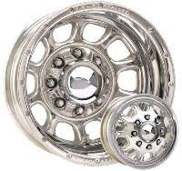 Weld EVO Custom Dually Truck Wheels And Rims