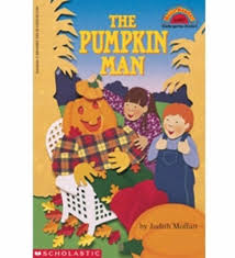 The Pumpkin Man By Judith Moffatt