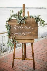 Fabulous Rustic Wedding Decor Eucalyptus Decorations And Welcome Signs