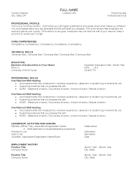 100 Core Competencies Resume Examples Samples Division Of Student Affairs