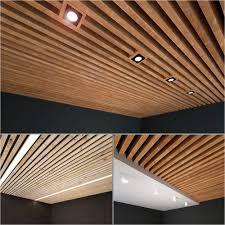 100 Wooden Ceiling Set 5
