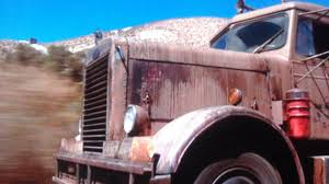 Duel (1971) Directed By Steven Spielberg • Reviews, Film + Cast ... Movie Review Duel 1971 Cinemaspection Injokes Torque Classic Film Kieron Moore C Peterbilt 351 Truck Interior V30 American Truck Simulator Mod Trucker Driving Stock Photos Images Alamy Trucks Any Given Sundry The Frights Of Mann Duels Paranoid Scene At Chucks Cafe From Truck Drivers Identity Revealed New Theory Youtube Torrent Full Download Hd