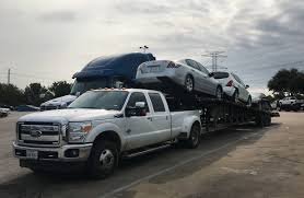 100 Wrecked Ford Trucks For Sale HurricaneDamaged Cars Moving Again As US Exports WSJ
