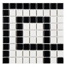 8x8 mosaic tile tile the home depot
